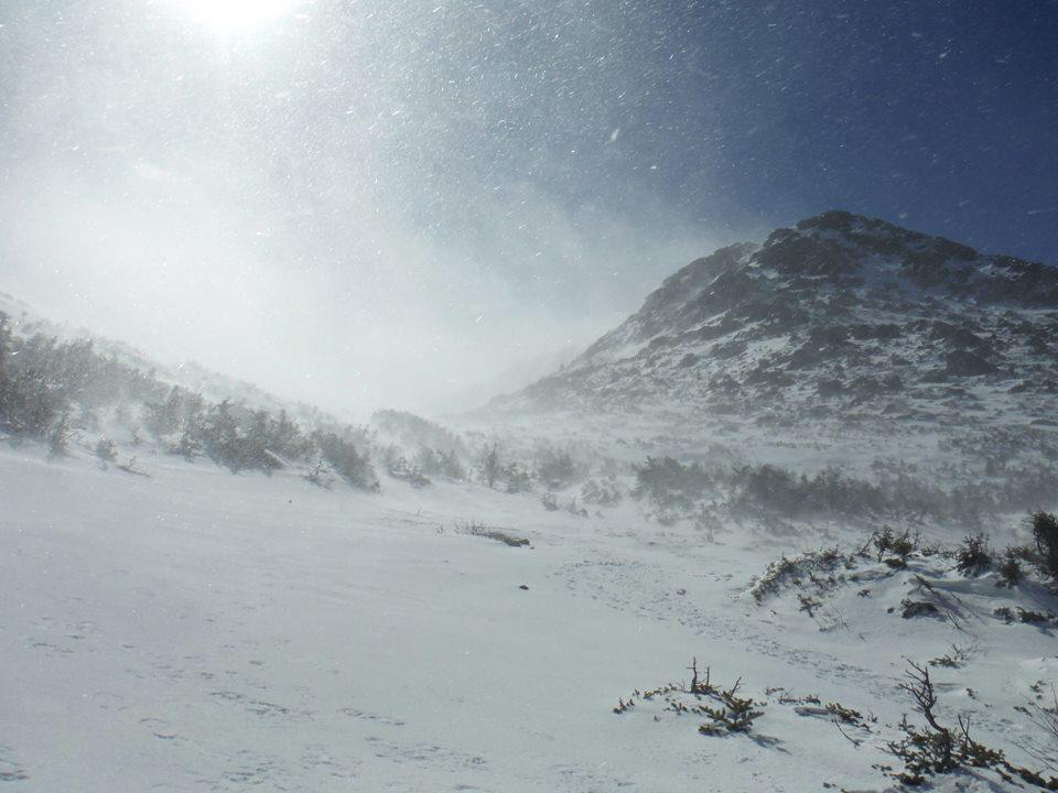 presidential peaks winter